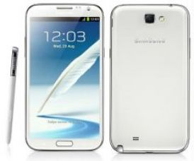 Samsung Galaxy Note Ii N7100 Mobile Phone for Rs. 12,100