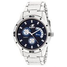 Buy Espoir Analogue Blue Dial Watch for Men- Espoir0507 from Amazon