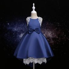 Elegant Blue Girls Party Dress for Rs. 879
