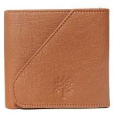 Woodland Side Flap Men tan Leather Wallet for Rs. 280