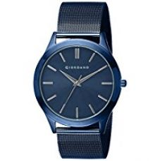 Buy Giordano Analog Blue Dial Men's Watch-A1051-55 from Amazon