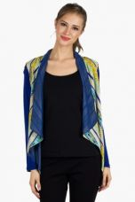Buy X FUSION BEATS Womens Slim Fit Printed Shrug