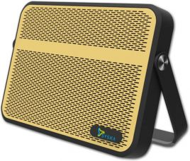 Buy Syska BLADE Portable Bluetooth Mobile/Tablet Speaker  (Yellow, Stereo Channel) from Flipkart