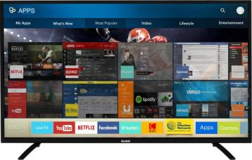 Buy Kodak 122cm (50 inch) Full HD LED Smart TV  (50FHDXSMART) for Rs. 31,999