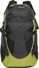 Buy Zwart 414107 40 L Free Size Backpack  (Black, Green) from Flipkart