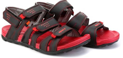 Sparx Men BLACK/RED Sports Sandals for Rs. 1,138