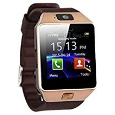Bingo T30 Brown Bluetooth Notification Smartwatch for Rs. 799