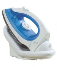Buy Orpat OEI-687 Dx Cordless Iron (Blue) for Rs. 1,200