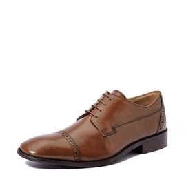 Buy Symbol Men's Derby leather formal shoes from Amazon