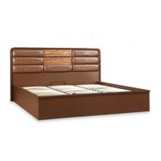 Buy Venessa King Bed With Full Hydraulic Storage from Fabfurnish