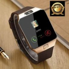 Flat 67% off on Dz09 Smartwatch Phone For Android Ios Bluetooth, Camera, Sim, Memory Slot - Assorted Color