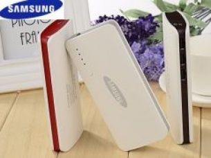 Buy Samsung Fast Charging 3 USB Output Power Bank Of 10000mah And 25000mah Capacity - OEM from Rediff