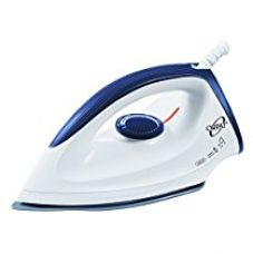 Orpat OEI 187 1200-Watt Dry Iron (White and Blue) for Rs. 449
