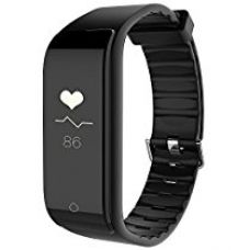 Riversong - Wave Fit Fitness Tracker with Dynamic Heart Rate Monitor (Black) for Rs. 1,399