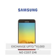 Samsung Galaxy On7 Prime (Black, 3GB RAM + 32GB Memory) for Rs. 10,990