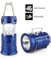 Buy Aiwa 12W Solar Emergency Light Multicolor - Pack of 1 from SnapDeal