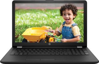 HP 15 Core i3 6th Gen - (4 GB/1 TB HDD/DOS) 15Q-BU007TU Laptop  (15.6 inch, Black, 2.1 kg) for Rs. 26,990