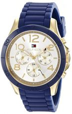 Tommy Hilfiger Women's 1781523 Sophisticated Sport Analog Display Quartz Blue Watch for Rs. 8,855