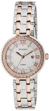 Casio Sheen Analog Silver Dial Women's Watch - SHE-4034BSG-7AUDR (SX156) for Rs. 7,196