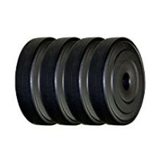 AURION 20 kg Vinyl Plates for Home Gym for Rs. 699