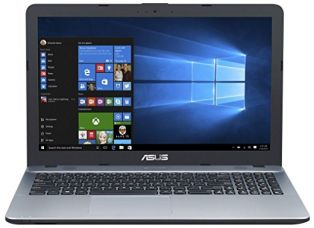 Asus X541UA-DM1295T 15.6-inch Laptop (6th Gen Core i3-6006U/4GB/1TB/Windows 10/Integrated Graphics), Silver Gradient for Rs. 29,178