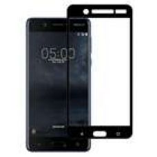 Buy Stuffcool Mighty 2.5D Full Screen Tempered Glass Screen Protector for Nokia 5 (Black) from Croma