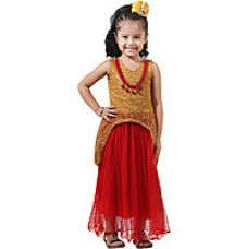 Crazeis Dresses for Girls for Rs. 429