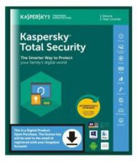 Buy Kaspersky Total Security 2018 ( 1 PC / 1 Year ) - Activation Code-Email Delivery for Rs. 815