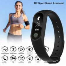 M2 Waterproof Shock Proof Smart Band Watch for Rs. 499