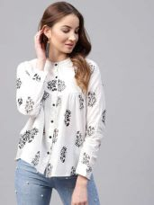 Buy Printed Tunic for Rs. 549