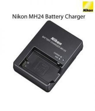 Get 52% off on Nikon MH24 Camera Battery Charger for Digital & DSLR Cameras