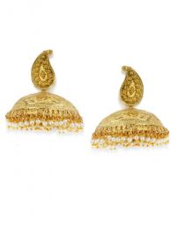 Dome Shaped Jhumkas for Rs. 489