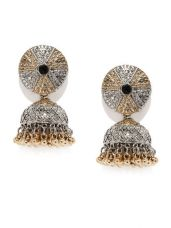 Flat 70% off on Two Tone Traditional Jhumkas
