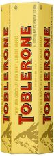 Buy Toblerone Swiss Milk Chocolate With Honey And Almond Nougat (6 X 100 G Bars) from Amazon
