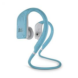 Buy JBL Endurance Jump Waterproof Wireless Sport in-Ear Headphones with One-Touch Remote (Teal) from Amazon