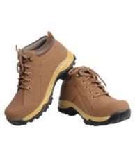 Flat 40% off on Knoos Tan Casual Boot