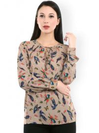 Flat 73% off on Printed Top