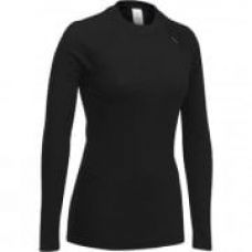 Women's Skiing Base Layer top 100 - black for Rs. 399