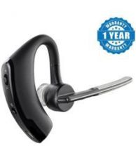 Buy VMOB Voyager Voice Control Support Bluetooth Headset - Black from SnapDeal