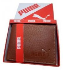 Flat 82% off on Puma Men's Wallet Leather Purse (code- Pumz09)