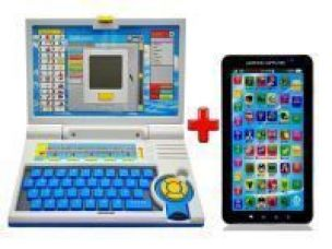 Flat 29% off on Kids Toy Learning Laptop And P1000 Kids Educational Tablet - Buy 1 Get 1 Free