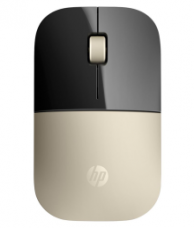 Buy HP Z3700 Gold Wireless Mouse from SnapDeal