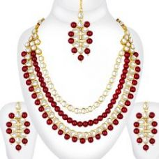 Buy Jewellery For Women Necklace Set from Rediff