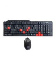 Buy Quantum Quantum QHM-8810 USB Keyboard & Mouse Combo With Wire for Rs. 529