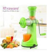 Buy Floraware Light Green Fruit & Vegetable Manual Nano Juicer from SnapDeal