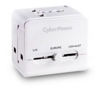 Cyberpower Travel Adaptor(white) for Rs. 1,099