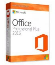 Get 81% off on Microsoft Office 2016 Pro Plus 32/64 Bit ( Activation Card )