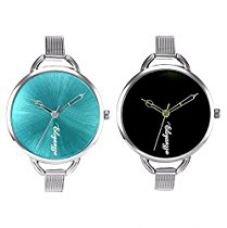 Buy Eleganzza Analogue Multi-Colour Dial Women's Watch Combo from Amazon