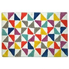 Paramorasi Calungute square doormat/ bathmat (export quality) for Rs. 380