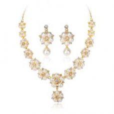 Buy Jewellery For Women Necklace Set for Rs. 699
